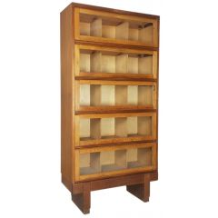 VINTAGE 1950S STAVERTON BOOKCASE/