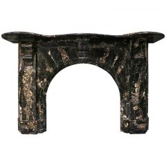19th Century Marble Fireplace Mantel