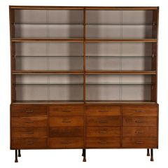 Apothecary Haberdashery Display Cabinet circa 1930s Number 11