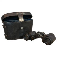 Antique, Pair of Binoculars, German, Neo Universal, CP Goerz, Berlin, circa 1920