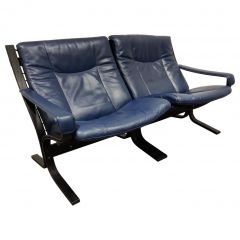 Two-Seat Sofa by Ingmar Relling for Westnofa, 1980s