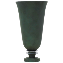 French Art Deco Urn Table Lamp circa 1930