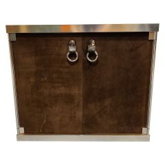 Vintage Cabinet by Guido Faleschini for Hermes, 1970s