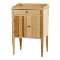 Gustav Bedside Cabinet with Drawer