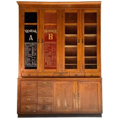 Apothecary Cabinet circa 1920s Number 4