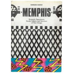 Memphis, Barbara Radice 1984 First Edition
