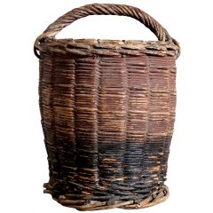 Humble Wicker Bucket