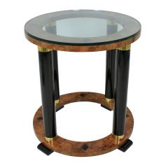 A Neo-Classical Side Table