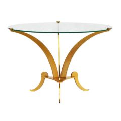 French Art Deco Gueridon Side Table C1930