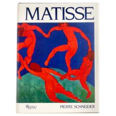Matisse by Pierre Schneider First Edition