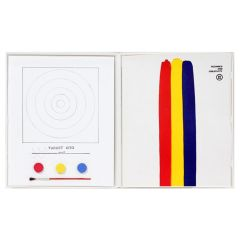Vintage Jasper Johns Art Set, 1971