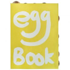Simon Popper, Egg Book, 2015