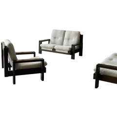 A Stunning Quality 1970s Seating Group
