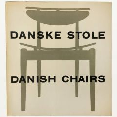 Danske Stole Danish Chairs, First Edition