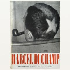 Marcel Duchamp: 66 Creative Years