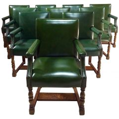 Howard & Sons Dining Chairs Armchair Boardroom Dining Library Gainsborough