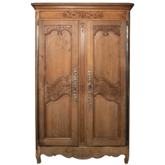 French Mariage Armoire