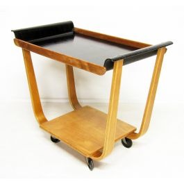 PB31 Serving Trolley By Cees Braakman For Pastoe
