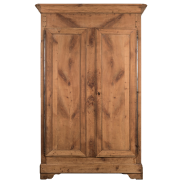 Louis Philippe Sanded Armoire
