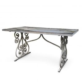 Early Victorian Garden Table