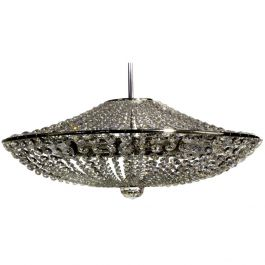 Modern Style Crystal Chandelier: Estelle with adjustable suspension wire