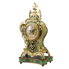 Gustav Becker Mantel Clock