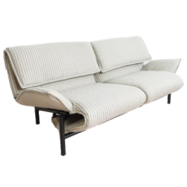 Original Verdana Sofa by Vico Magistretti for Cassina