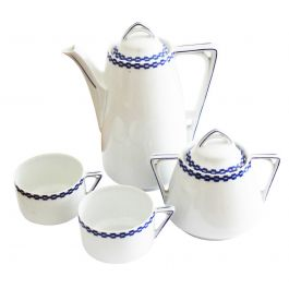 Modernist Tea Set