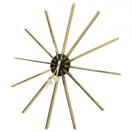 Mid-Century Modern Wall Clock by George Nelson for Howard Miller