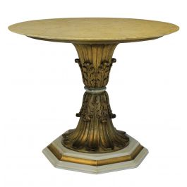 An Italian Gilt Wood Centre Table