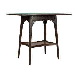 1880s Fold Over Games Table by Edwards & Roberts
