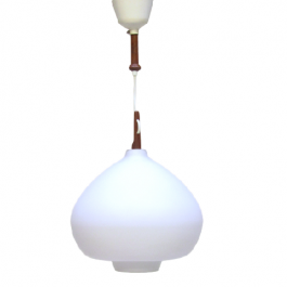 1960s Teardrop Ceiling Light by Hans Agne Jakobsson