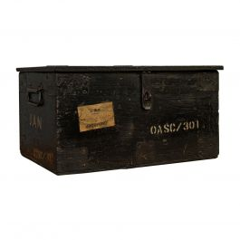 Antique Railway Carriage Chest, English, Pine, Mail Trunk, GWR, Edwardian, 1910