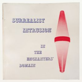 International Surrealist Exhibition Catalogue