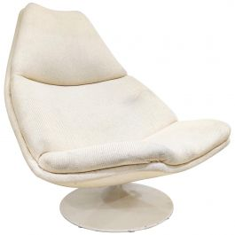Vintage Model F510 Lounge Chair by Geoffrey Harcourt for Artifort, 1960s