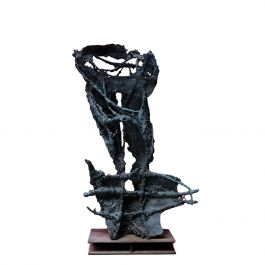 Expressionist Abstract Sculpture