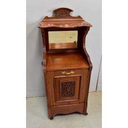 Carbonaia (cabinet to hold brazier) English