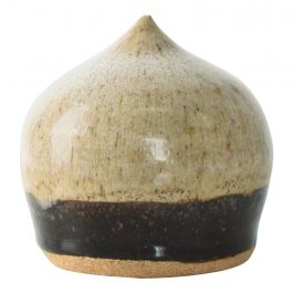 Modern Ceramic Studio Pottery Weed Pot, 1980s