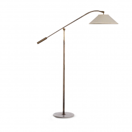A Floor Lamp by Stilnovo c.1950