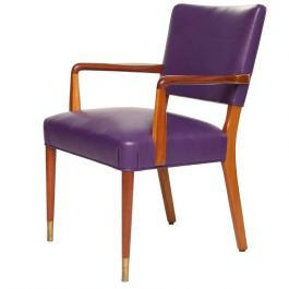 English Rosewood Desk Chair