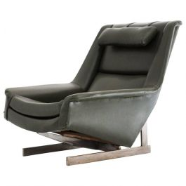 1960s Italian Skai Lounge Chair From Pizzetti
