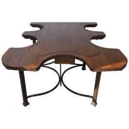 Antique French Jewellers Table