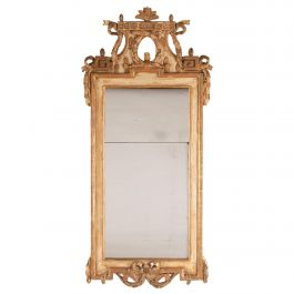 18th Century Stockholm work Swedish Mirror