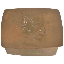 Decorative Bronze Box by Wah Ming Chang