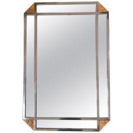 Willy Rizzo Mirror, 1970s
