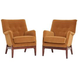 Pair of Danish Midcentury Armchairs