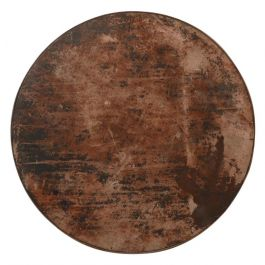 Antique French Vendage Table Top Patinated Artwork