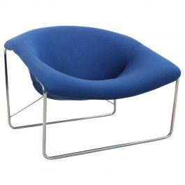Iconic 'Cubique' Chair by Olivier Mourgue for Airborne International, 1968