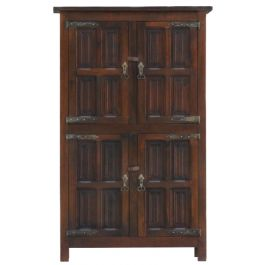 Art and Crafts Oak Cupboard c1900