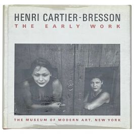 Henri Cartier-Bresson, The Early Work